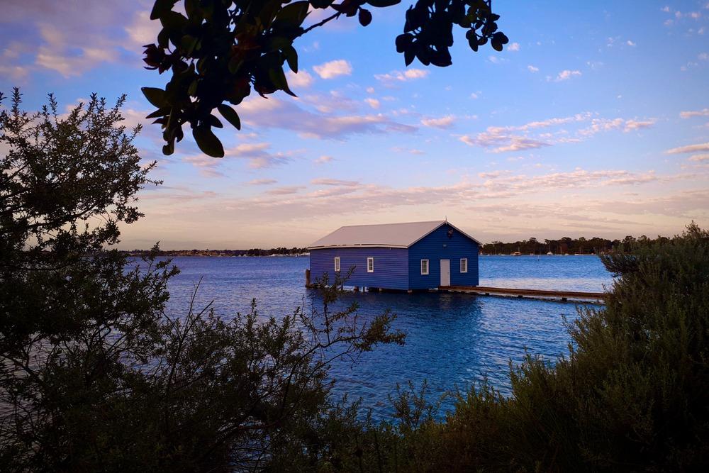 Blue Boat House Nedlands