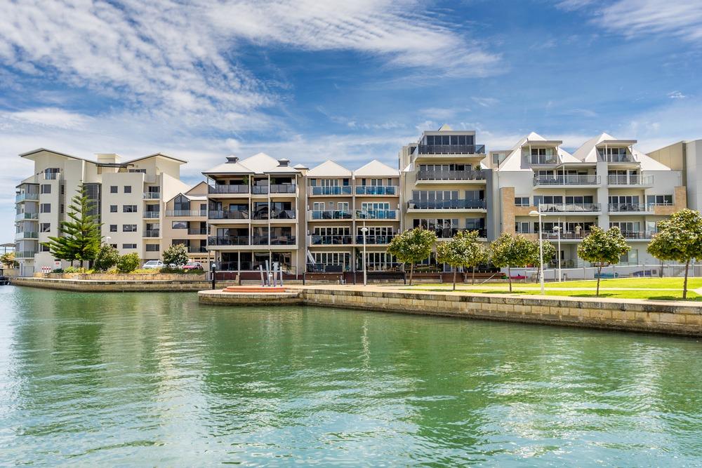 Housing on Canals Mandurah