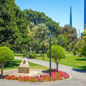 Stirling Gardens Perth